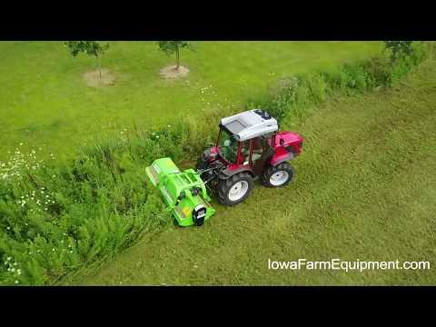 Peruzzo Flail Mower Bull 2400 Double Hitch