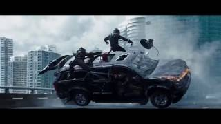 Deadpool-Türkçe Dublaj Aksiyon Sahnesi HD