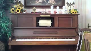 Brahms: UNGARISCHER  TANZ NR. 6, gespielt von Josef Weiss und Emerich Stefaniai