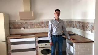 Огляд - Ремонт квартири-студії в новобудові 45м2