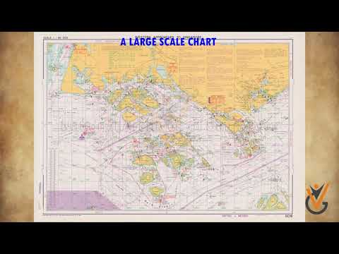 Navigation | Charts & Position of a Vessel on Chart