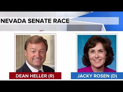 Is Dean Heller of Nevada the Democrats' biggest Senate targe