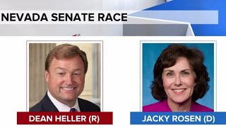 Is Dean Heller of Nevada the Democrats