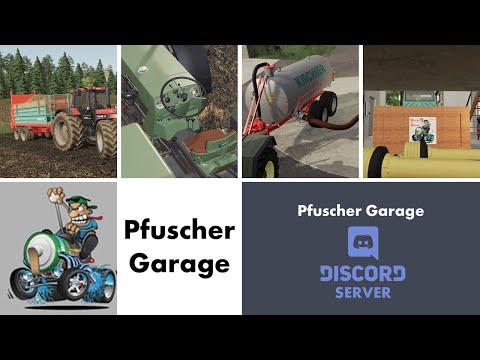 FS 19 🚜 Pfuscher Garage Mods [promotion Presentazione/film Video Mod] #nicko87