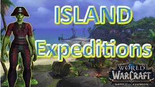 WoW BFA Alpha: Island Expeditions are...pretty cool!
