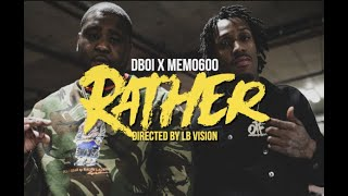 Download Dboi X Memo600 - Rather Mp3 and Videos