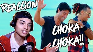 Video Reacción Chayanne Choka Choka Official Video ft