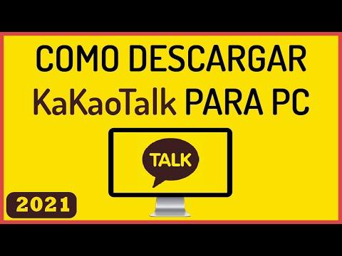 Como Descargar KakaoTalk Para PC (Windows) | 2019 | Gratis | Ultima Version