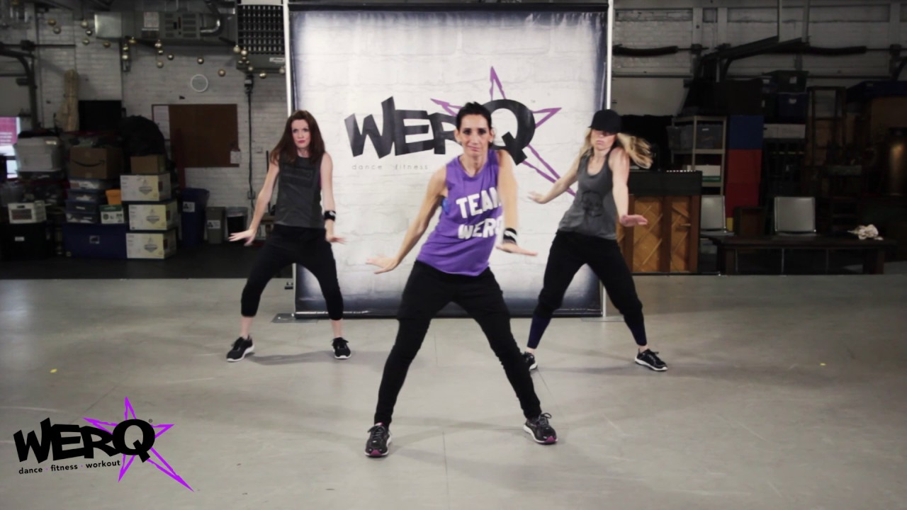 Bounce Back By Big Sean Werq Dance Choreography Preview Youtube