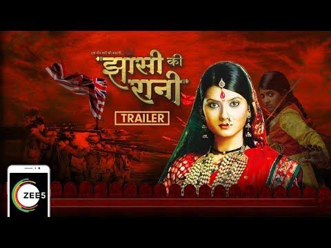 Jhansi Ki Rani, Manikarnika Ki Puri Kahani   Promo   Watch Now On ZEE5