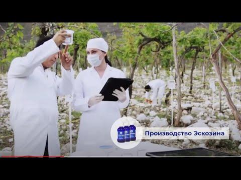Производство Эскозин. Научный видеоролик.