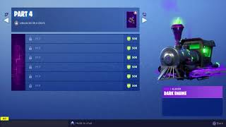 How to Unlock Dark Engine Glider In Fortnite (Fortntie Halloween)