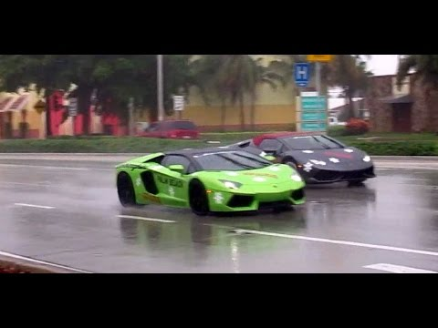 2016 South Florida Exotic Car Toy Rally Toys For Tots Fort