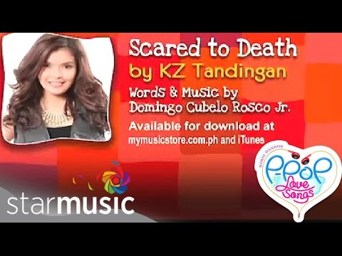 KZ Tandingan - Scared To Death (Official Lyric Video)