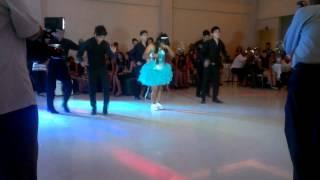 Bachata Sólo por un beso choreographer Oliver Lópe