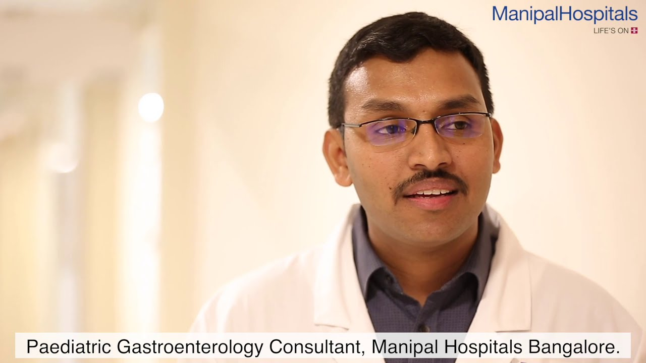 Dr. Srikanth KP | Paediatric Liver Transplant | Manipal Hospitals India