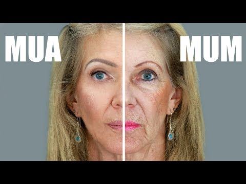 Mother VS Makeup Artist - Mature Makeup Dos & Don'ts