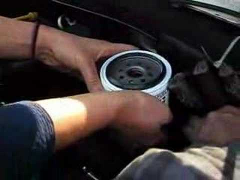 73 Liter Powerstroke Diesel Fuel Filter Change - YouTube
