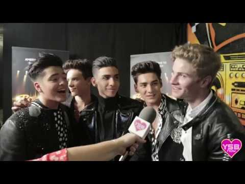 ABC Boy Band's FIRST INTERVIEW as IN REAL LIFE | Thanking Fans + What's NEXT