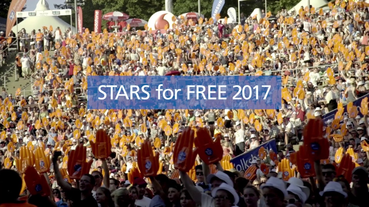 Stars For Free 2017 Youtube