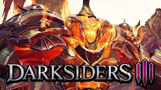Darksiders 3 Gameplay German - Der Weg des Zorns