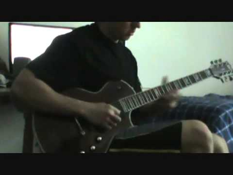 Nickelodeons Chalk Zone Theme Song (guitar cover)