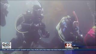 Harrison County YMCA hosts open water scuba diving course