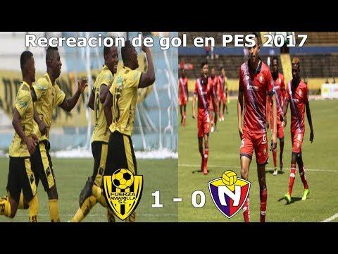 [Relato Radio La Red] Fuerza Amarilla vs El Nacional
