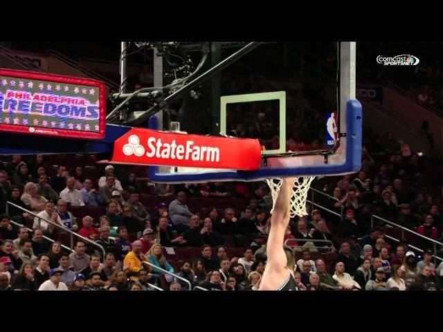 Top 5 NBA Plays: December 1st