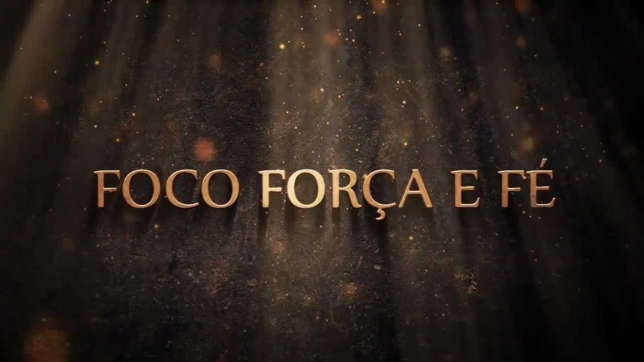 Frases E Imagens Para Facebook E: Foco Força E Fé