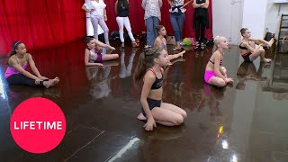 Dance Moms: The ALDC Moms Confront Abby About Her Absence (Season 5 Flashback) | Lifetime