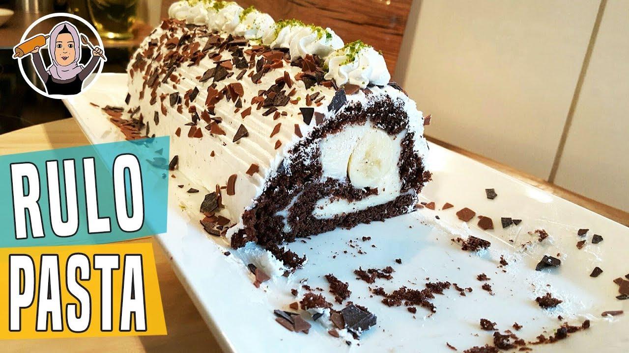 Kakaolu Baton Pasta Tarifi Videosu