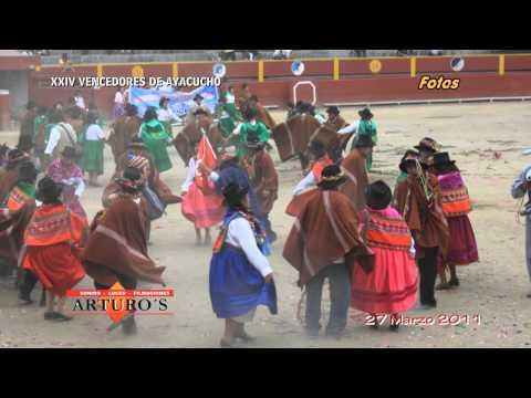 XXIV VENCEDORES DE AYACUCHO 2011 - FOTOS