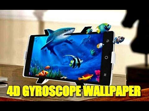 4d gyroscope