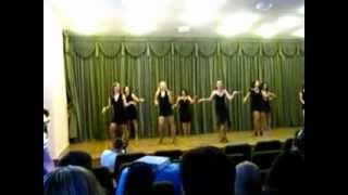Латина соло (ча-ча-ча) школа танцев ODEON