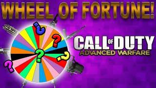 Advanced Warfare: WHEEL OF FORTUNE!!! - Episode 1 (Really fun)