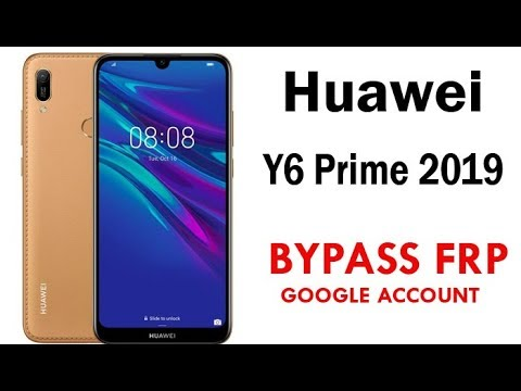 Huawei Y6 2019 FRP Lock Bypass Easy Steps & Quick Method 100% Work