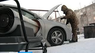 Резкое похолодание заставило десятки красноярцев обратиться к службам отогрева