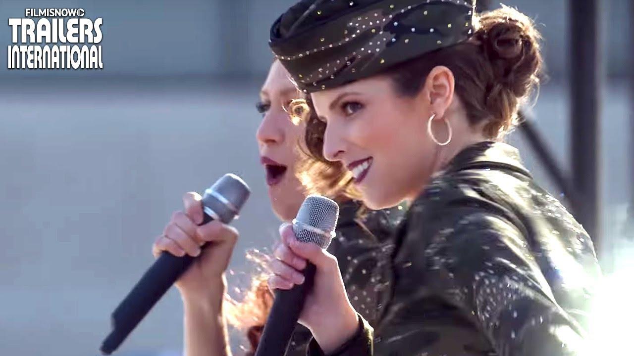 A Escolha Perfeita 3 | Bellas se reúnem para um último show no novo trailer
