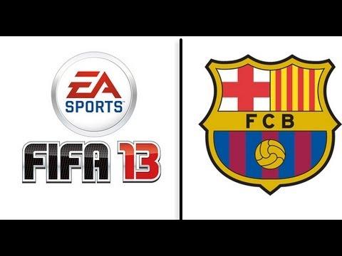 """""""FIFA 13"""" FC Barcelona"""