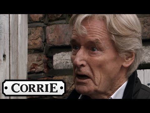 Coronation Street - Ken Finds Peter Drinking Himself to Death