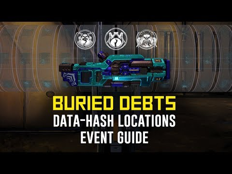 Operation: Buried Debts Guide & Data Hash Locations (Warframe) thumbnail