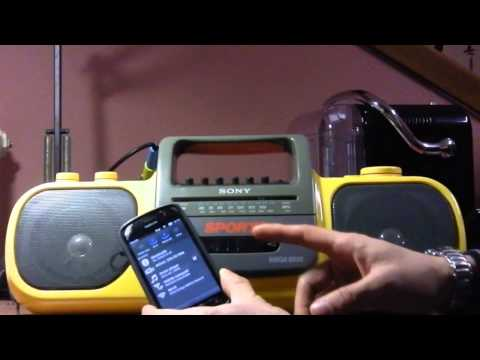 Wireless music without Bluetooth: How to play music from your cell phone to FM radio