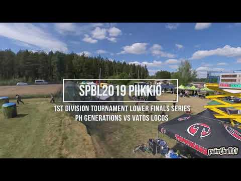 PH Generations vs Vatos Locos - SPBL2019 Piikkiö