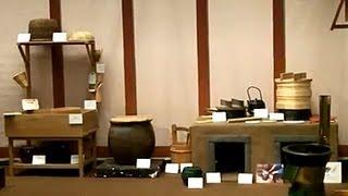 松戸市立博物館 昔のくらし体験 取材 2013.2.19 美術館・博物館の情報サ...