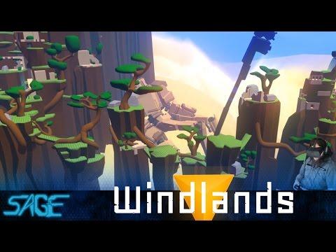 Windlands (Oculus Home, & Steam VR)