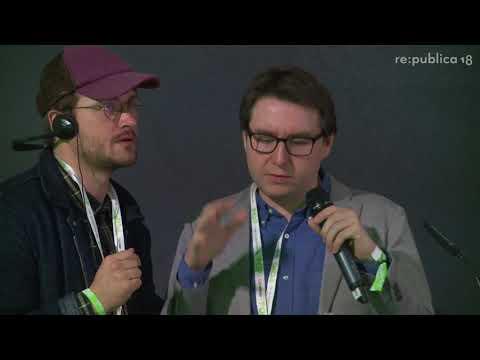 re:publica 2018 – Project Presentations: VR:RV & Performersion