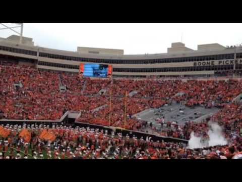 Oklahoma State Football Intro