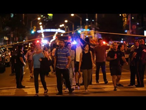 Mass shooting in Toronto's Greektown