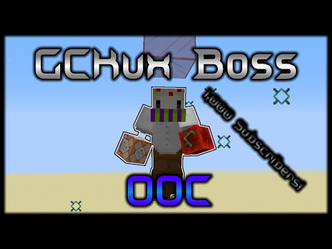Minecraft: GCKux Boss | Only One Command (1,000 Subscriber Special)
